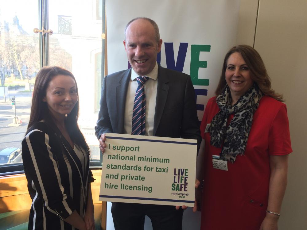 North Swindon MP Welcomes Commitment to Change Law Following Campaign alongside Elaine Pickford