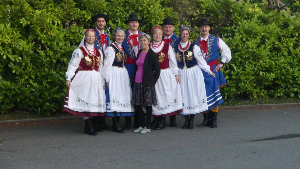 Pierogi and traditional dancing are on the menu this Sunday for Swindon's Polish Day Festival