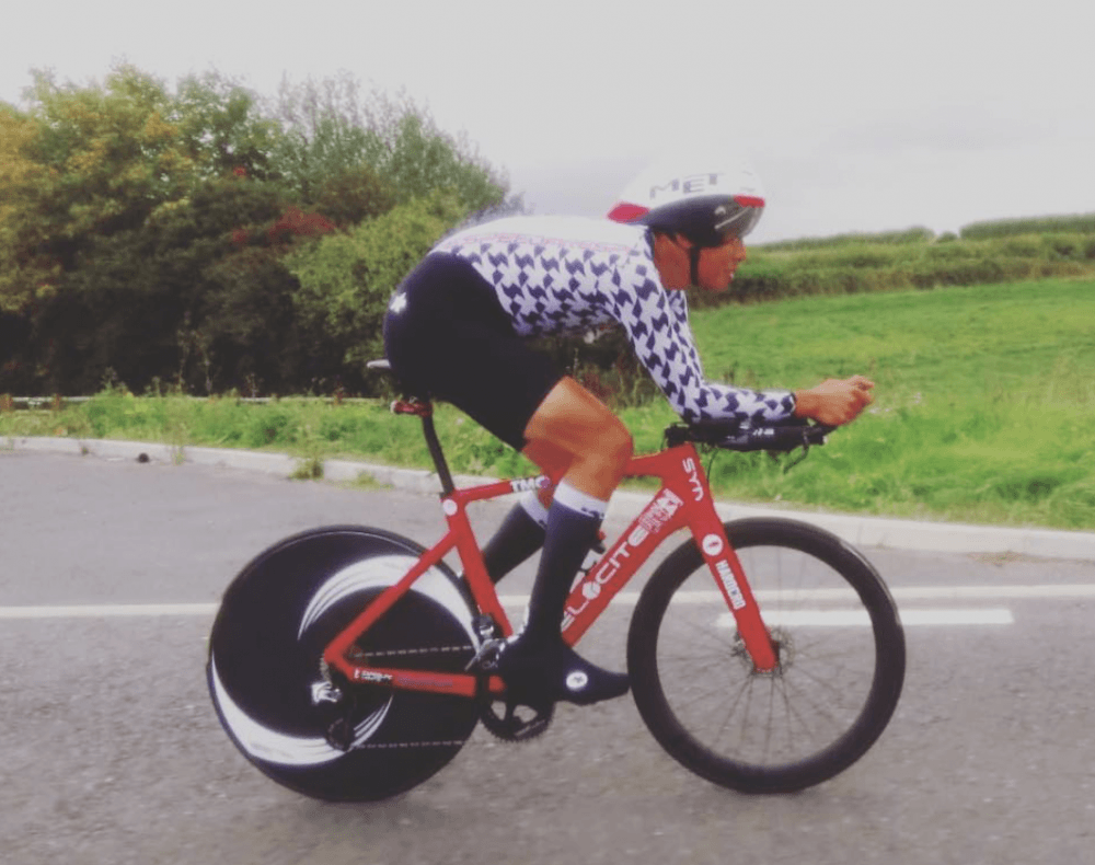 Swindon Wheeler Ultra cyclist Ian To gears up for world record attempt from Land's End to John O'Groats