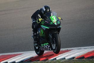 Swindon's defending British Junior Supersport Champion Elliot Pinson to make Ducati debut