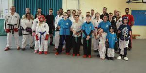 North Wilts Tae Kwon Do at Uplands School