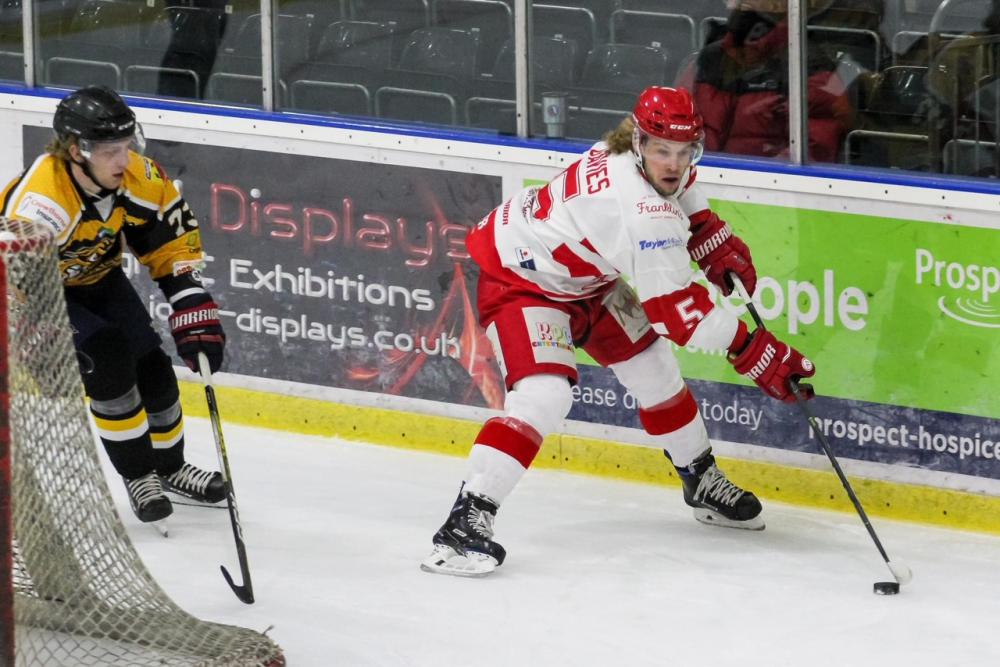 Mixed weekend of results for Swindon Wildcats
