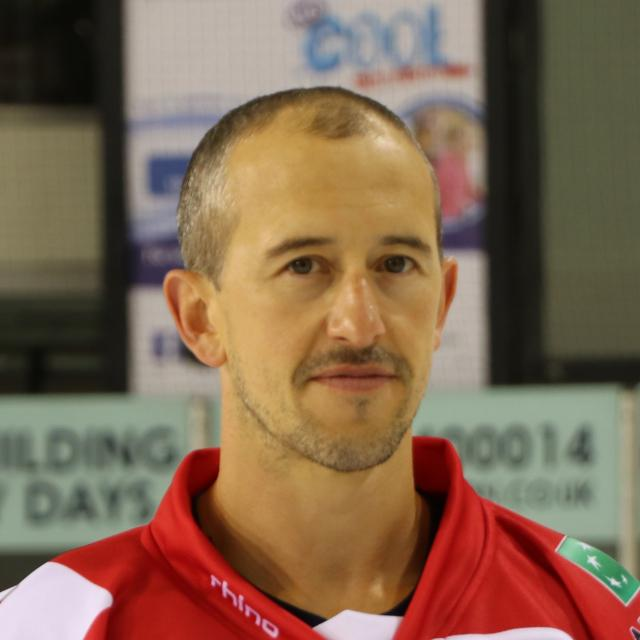 Neil Liddiard set for another season at Swindon Wildcats