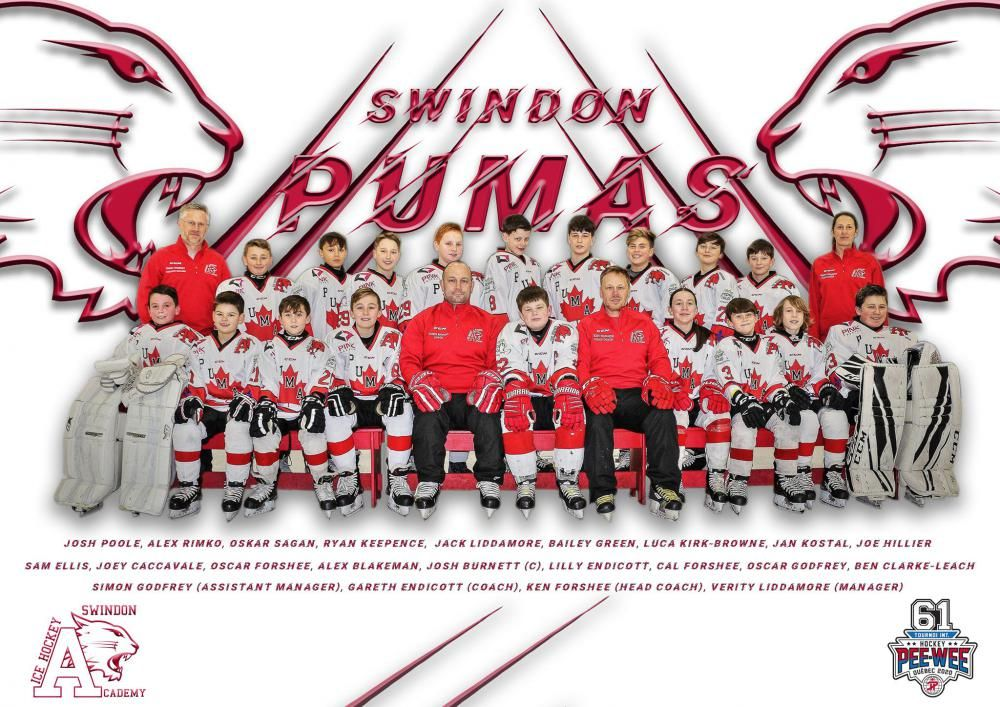 Swindon Wildcats Juniors on trip of a lifetime to Canada for international tournament
