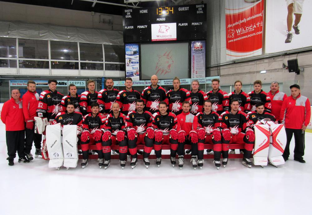 Swindon Wildcats reveal their team for the new season