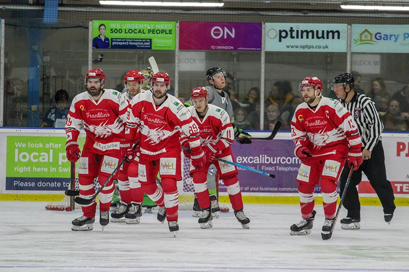 Wildcats to host England's first ice hockey match since lockdown