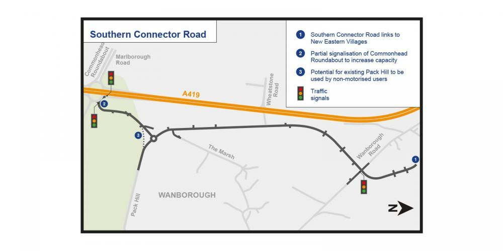 Council appoints contractors for upcoming New Eastern Villages highways schemes