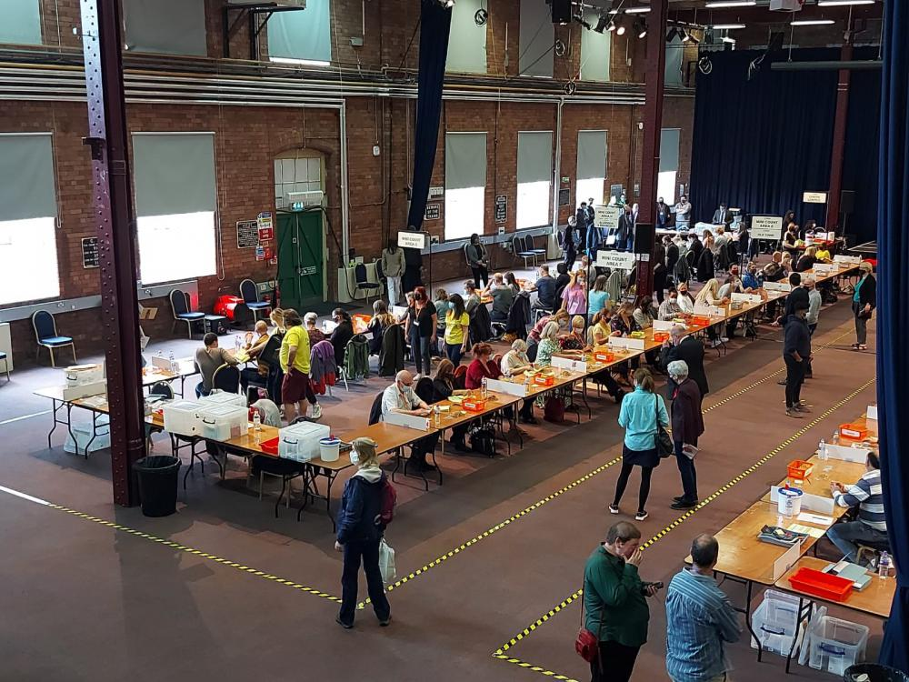Swindon Borough Council's full list of election results