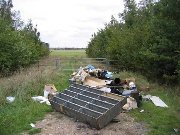 Council to crackdown on fly tippers