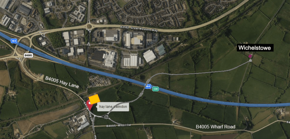 More M4 overnight closures planned for early July
