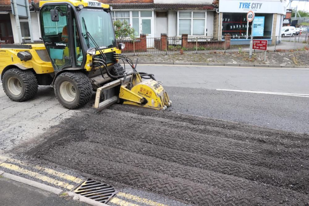 Council starts campaign to explain how potholes are fixed