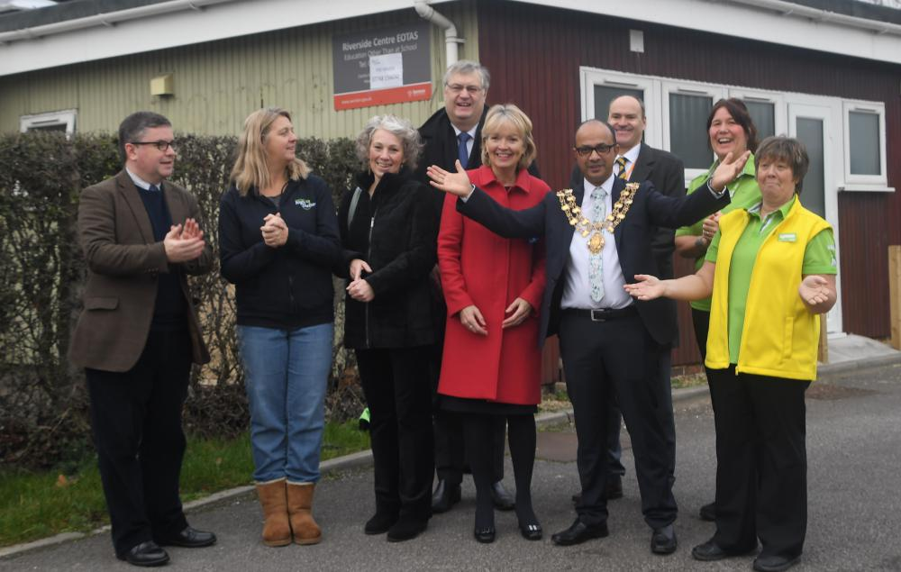 New day centre to transform the future of homelessness in Swindon