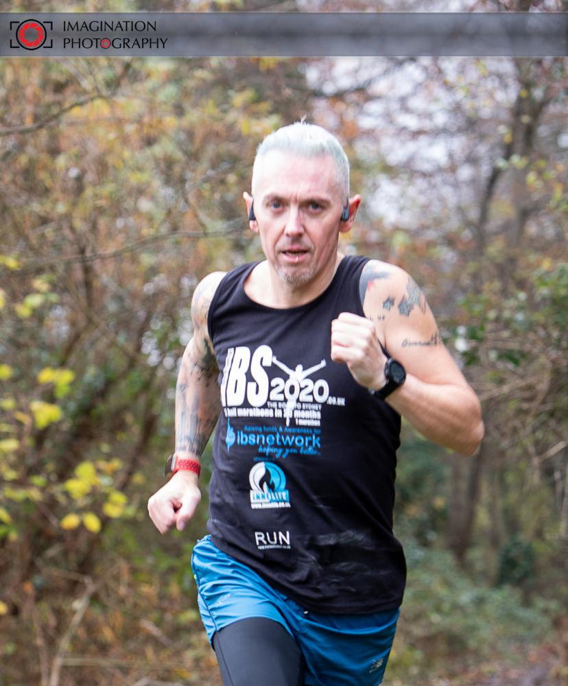 Fitness fanatic with incurable condition takes on 20 half marathons for charity