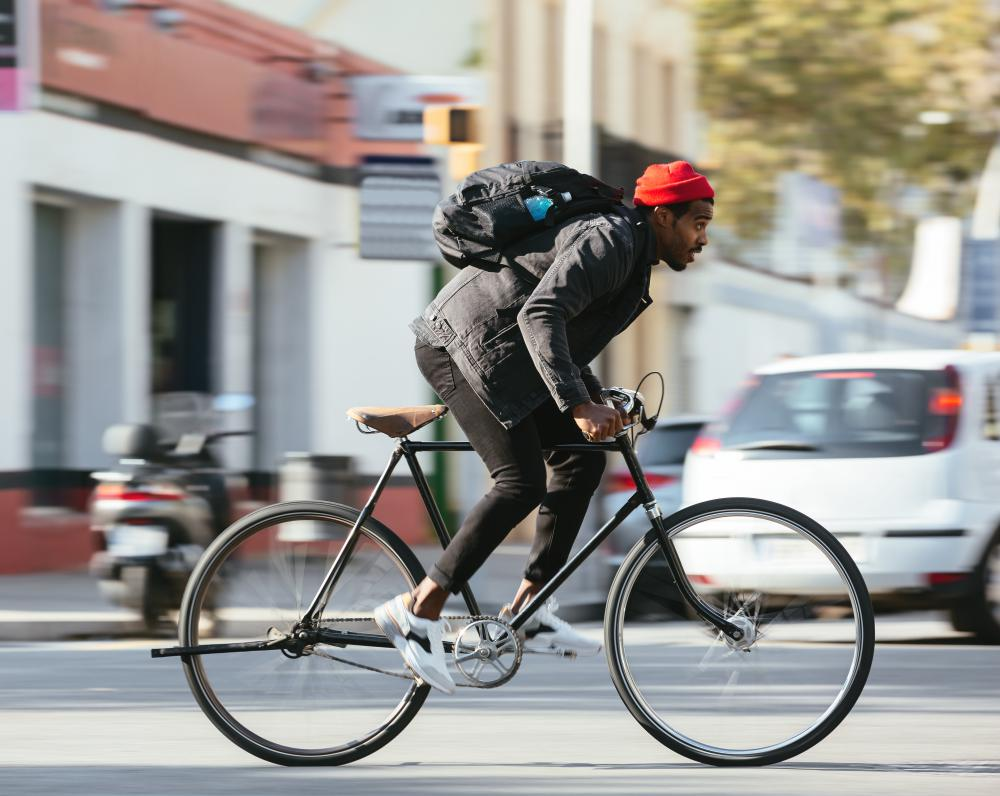 Getting from A to B by bike should not be a trial