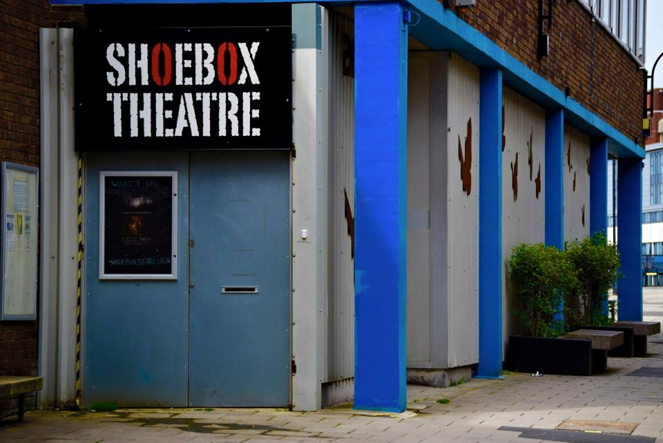Olive Tree Cafe hosts evening of drama at Shoebox Theatre for World Mental Health Day