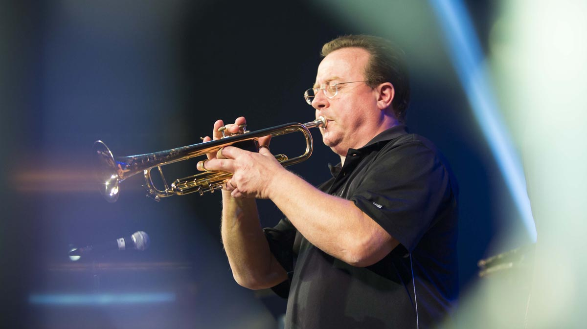 Strictly Come Dancing trumpeter comes to Old Town's Royal Oak for some jazz magic