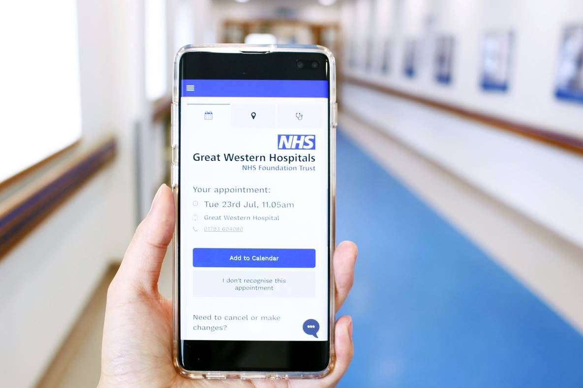 GWH launches online appointment service