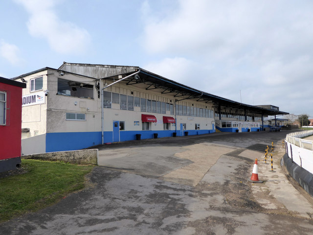 Plans to develop Abbey Stadium go under the spotlight