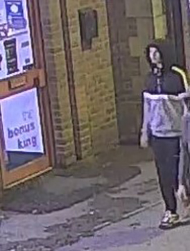 Gang attempted to rob man in Victoria Road - can you help police identify one of the suspects?