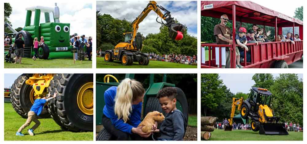 Tractor Ted Diggers & Dumpers Weekend returns to Bowood