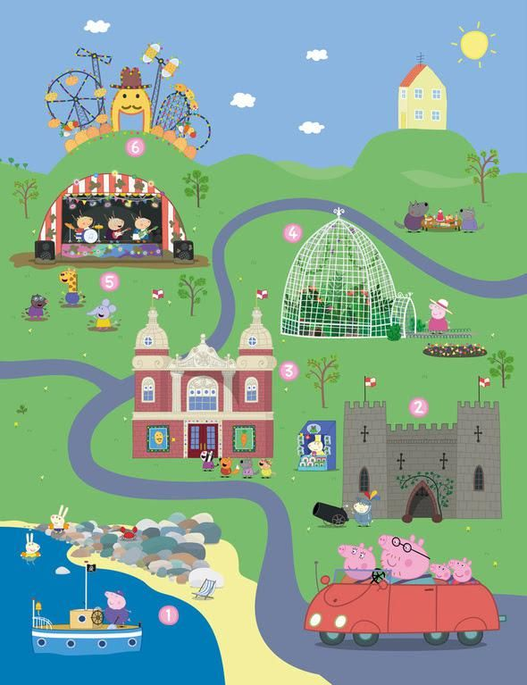 VisitEngland launches Peppa Pig inspired campaign to encourage families with young children to take a break at home