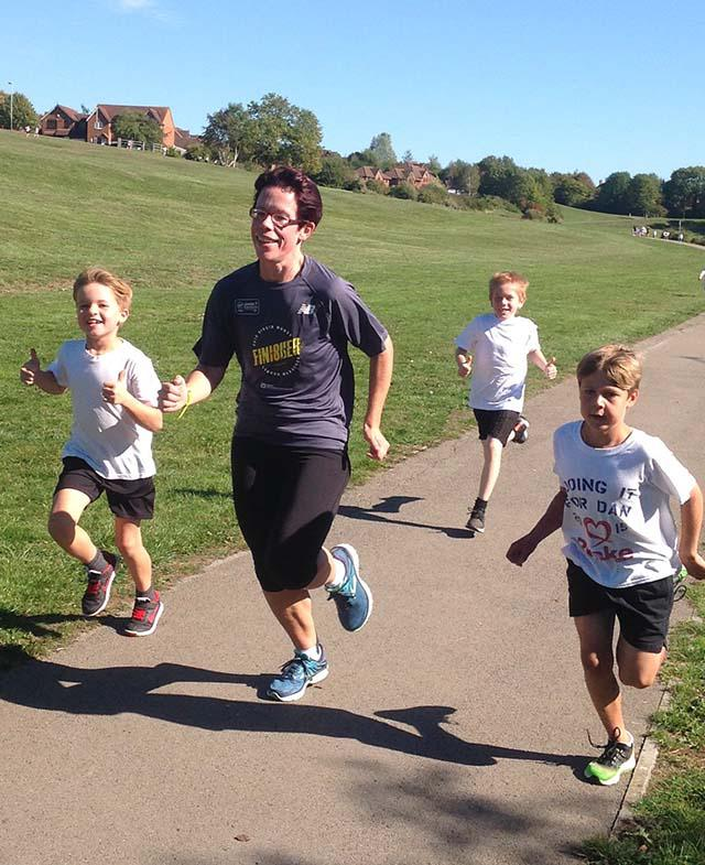 GALLERY: Youngsters from Bridlewood Primary School run to raise money in memory of former pupil