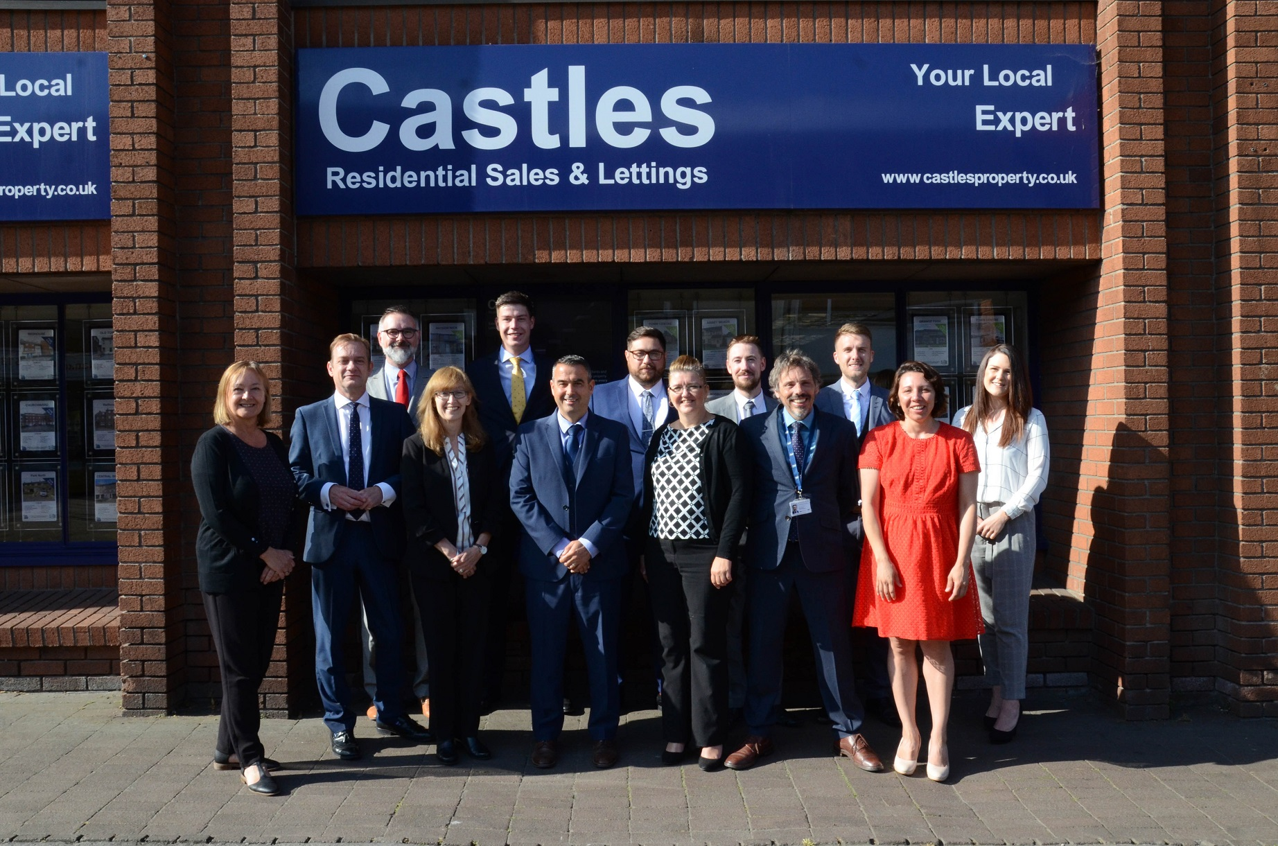 Castles Residential Sales & Lettings Shortlisted For 'Best In Region' Award