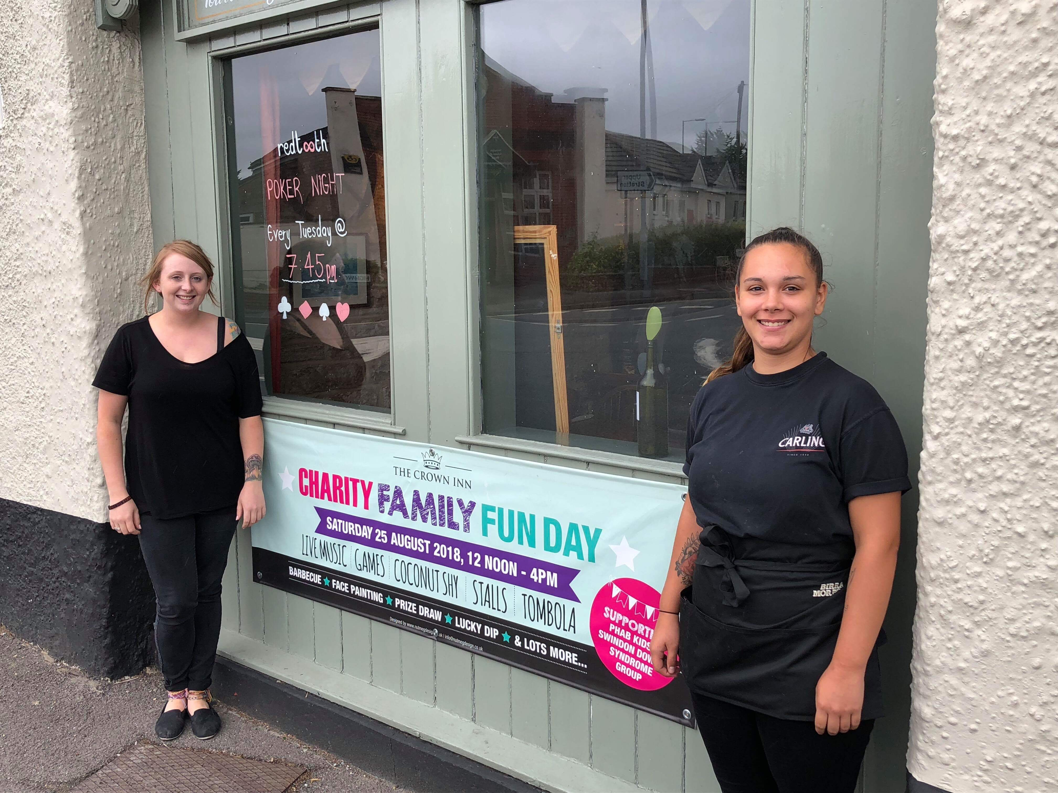 Pub holds charity fun day over Bank Holiday