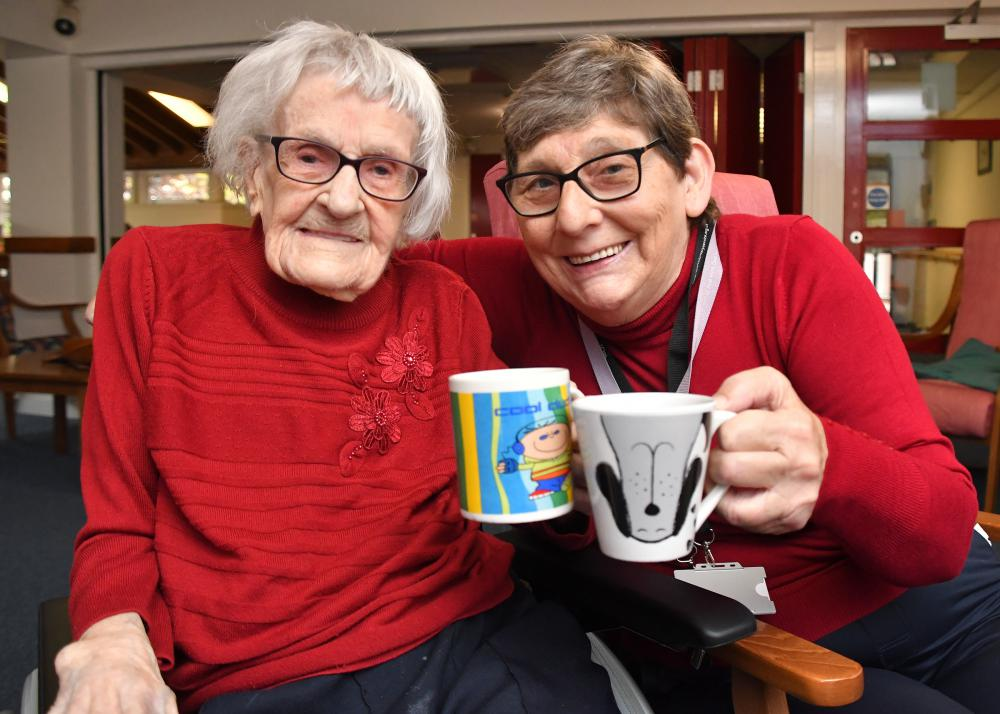 New lunch club to host Iva's 108th birthday celebrations