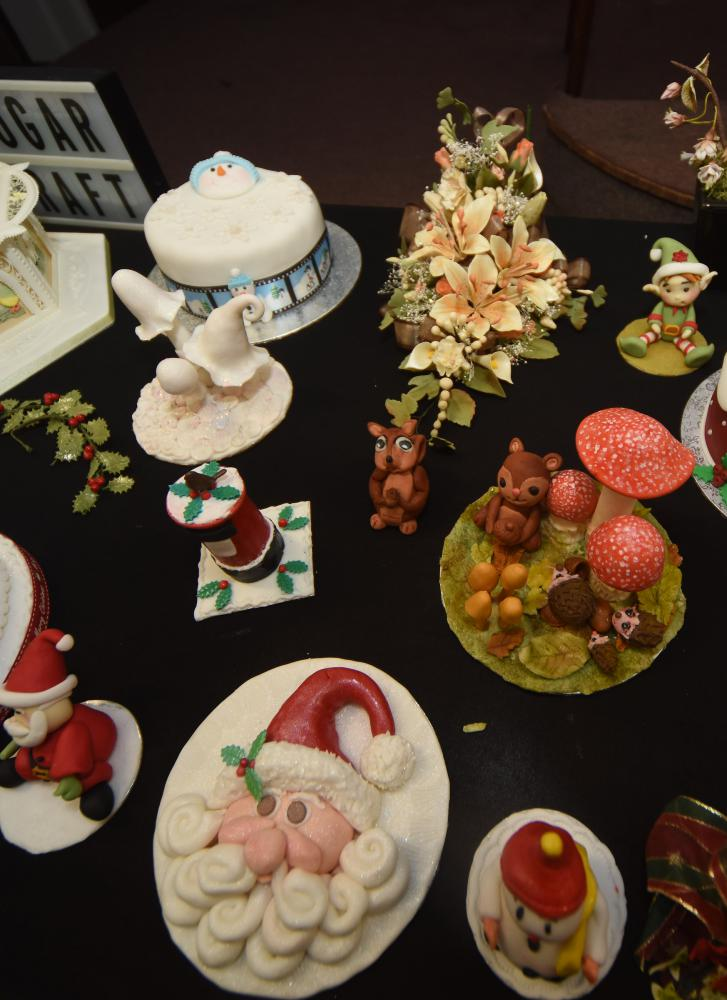 GALLERY: Crafty cake makers get baking for charity