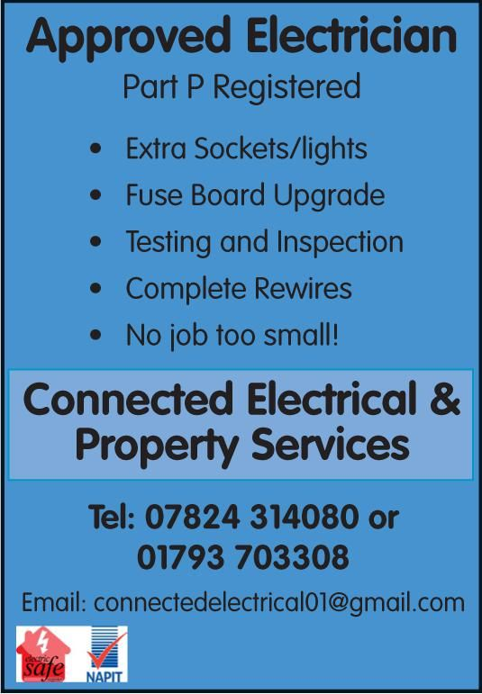 <strong>Connected Electrical and Property Services</strong>