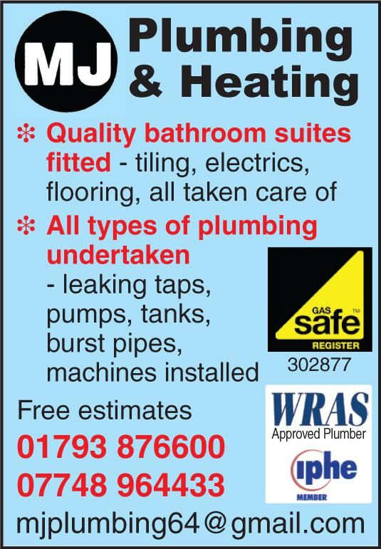 <strong>MJ Plumbing and Heating</strong>