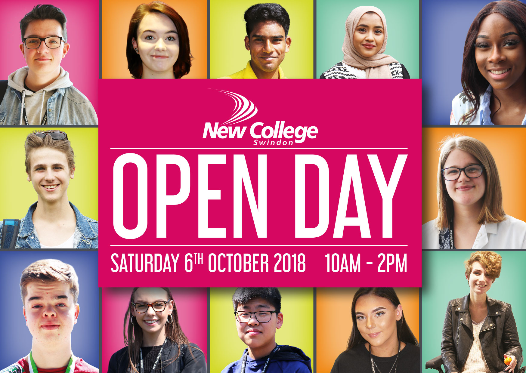 New College opens its doors to prospective students on Saturday 6 October