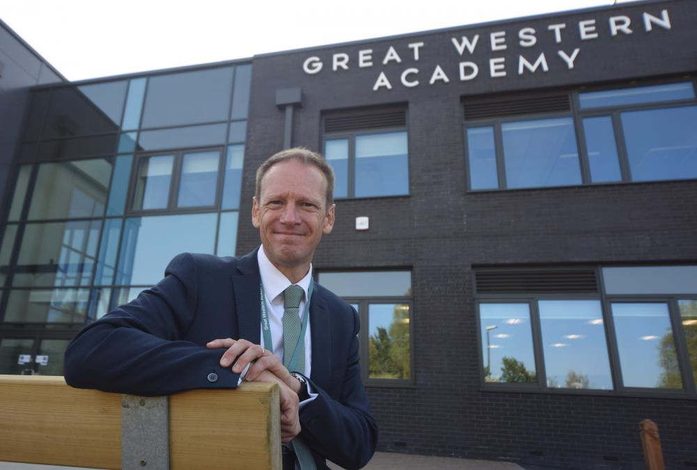Swindon's newest school opens doors to first cohort of students