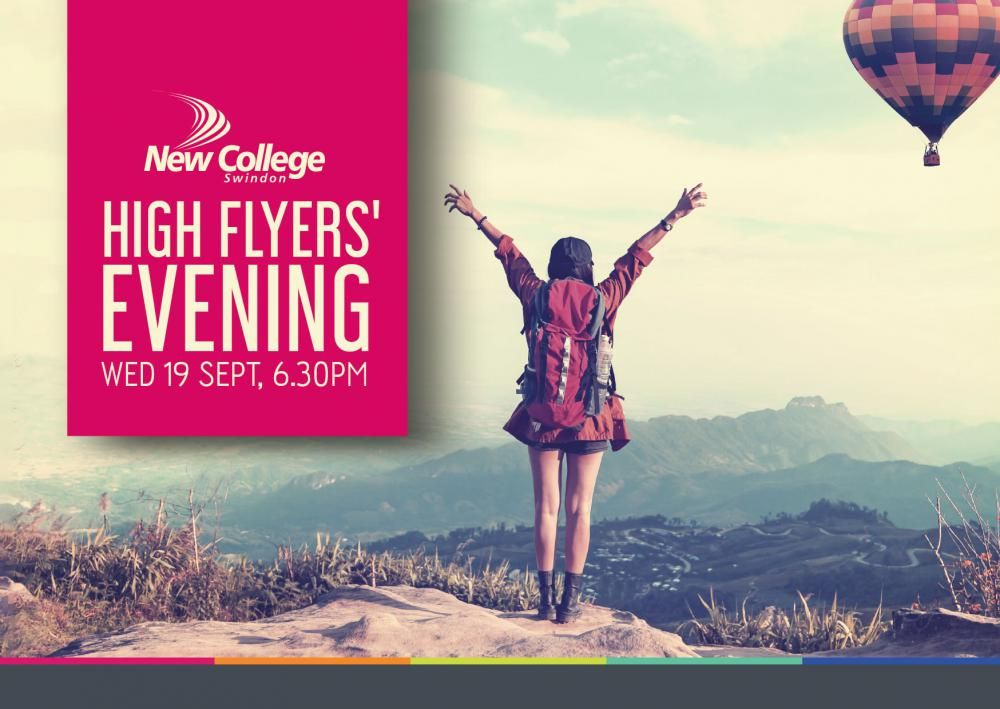 Is your child a high flyer? The sky is the limit at New College for excelling GCSE students