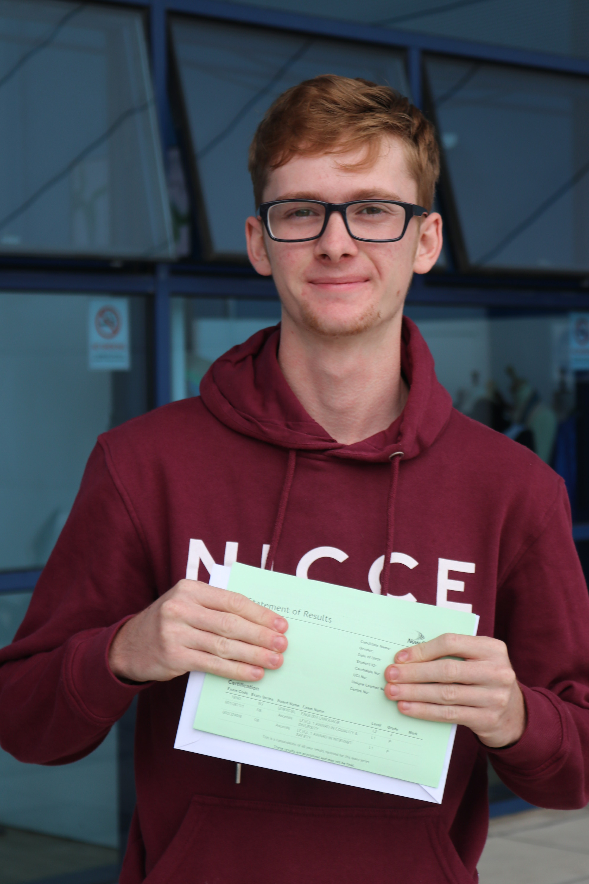 GALLERY: New College celebrates GCSE exam success