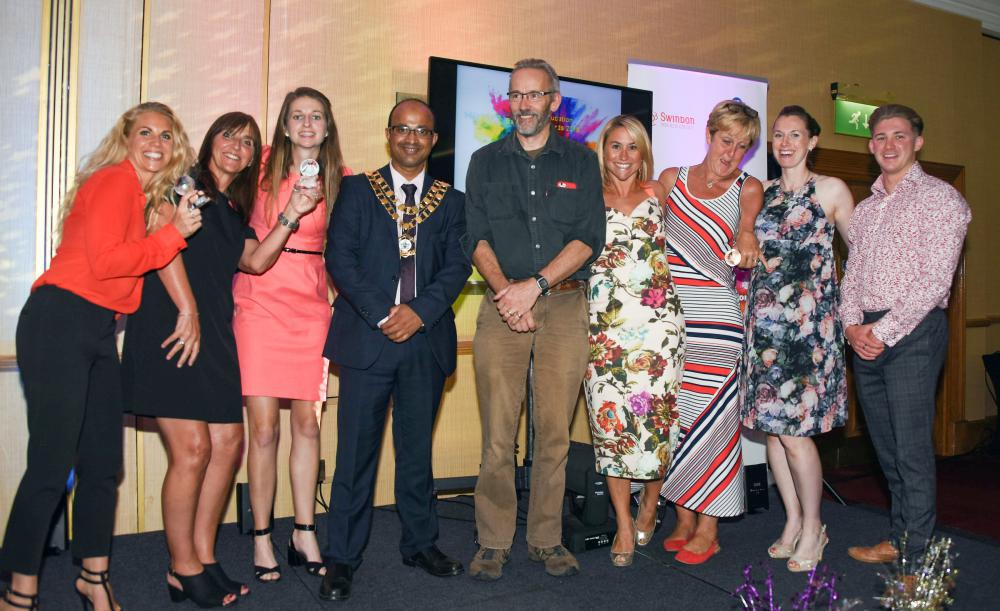 Swindon's teachers recognised for excellence at awards ceremony