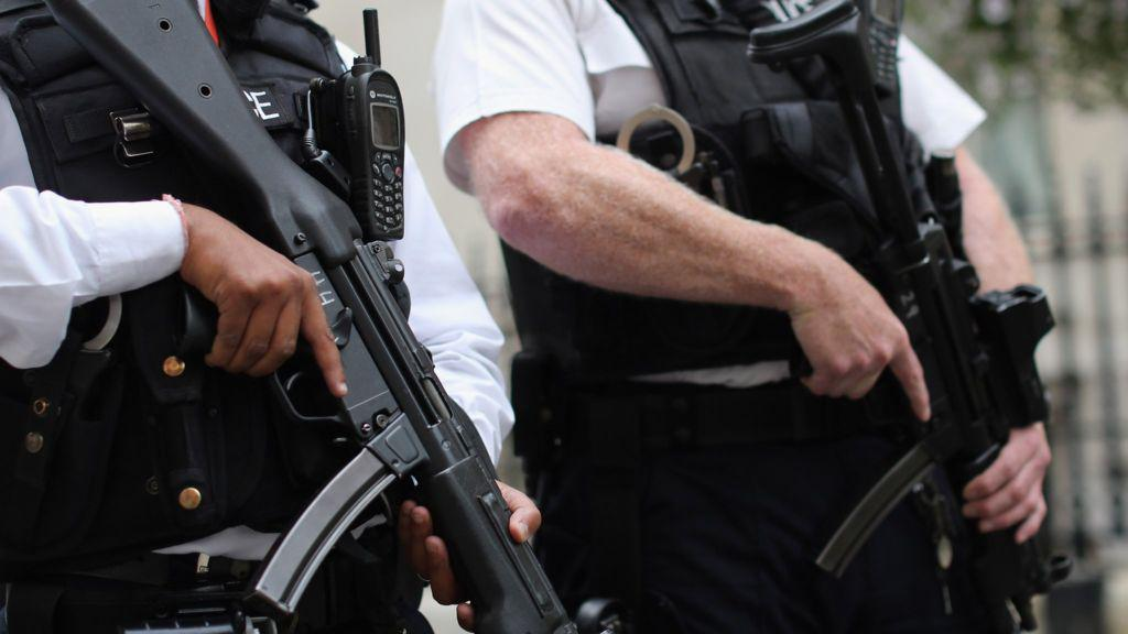 Three teenagers arrested by armed police after air rifle incident in Swindon