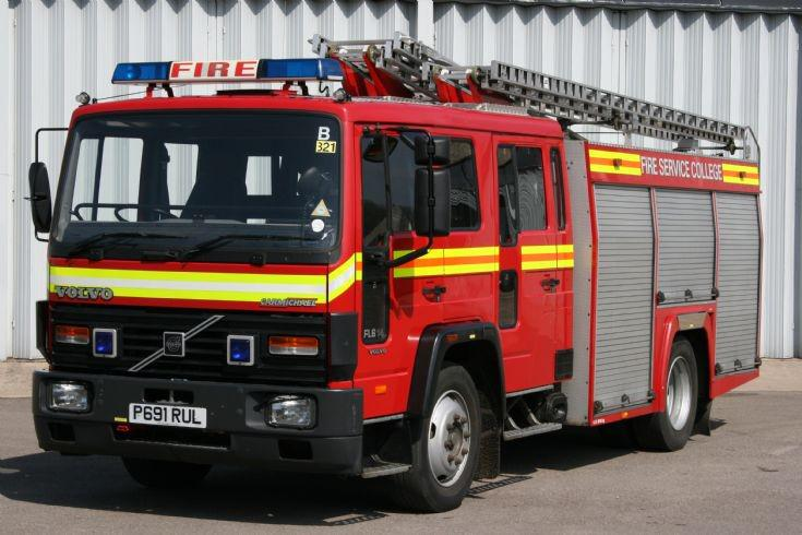 Fire service receives reassuring covid safety report