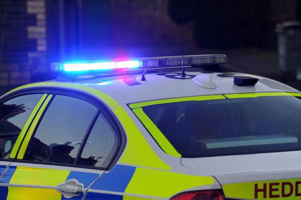 Drugs raid leads to man being arrested on suspicion of inciting a child to engage in sexual activity