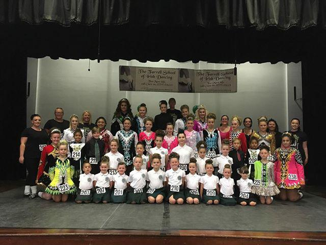 Irish dancers have their sights set on world championships
