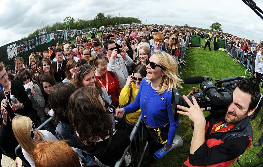 2009 May: Best ever BBC Big Weekend takes place in Swindon