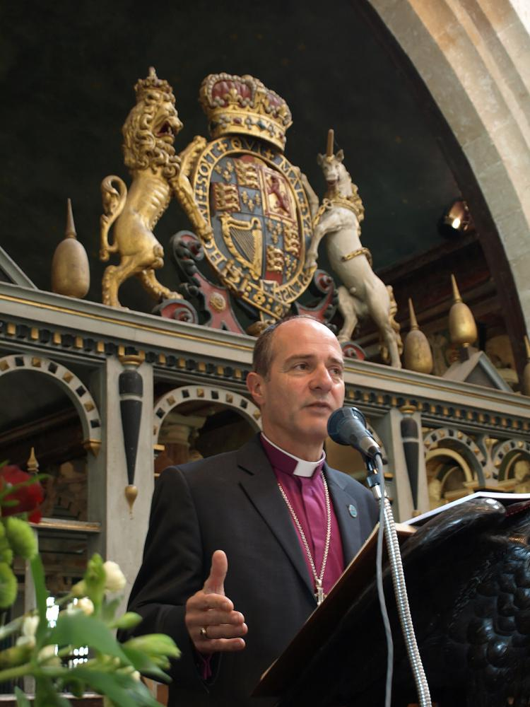2009 April: As the economic crisis bites, the Bishop of Swindon considers the hard issues we have to face up to