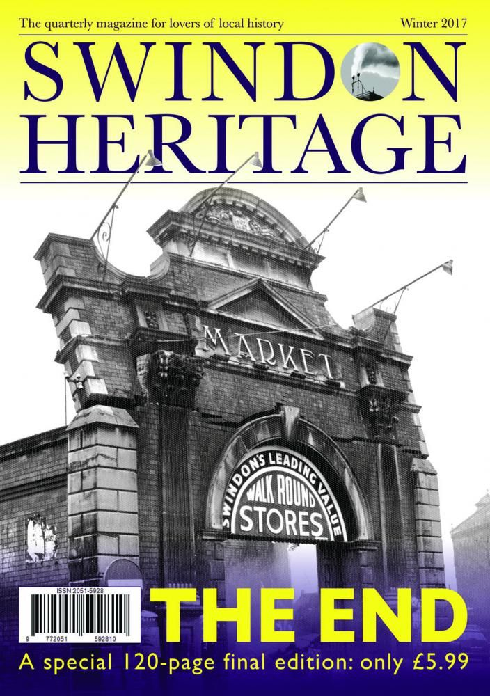 2017 December: Bumper edition closes Swindon Heritage magazine