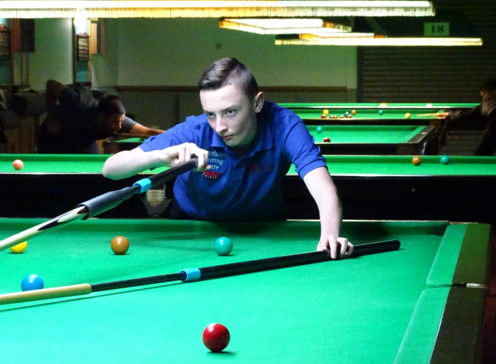SPORT REPORT: West of England Snooker Open 2018