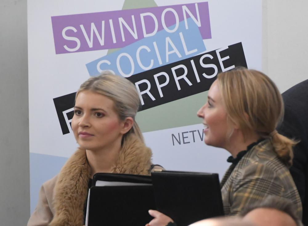 GALLERY: Social enterprise schemes showcased at launch of new network
