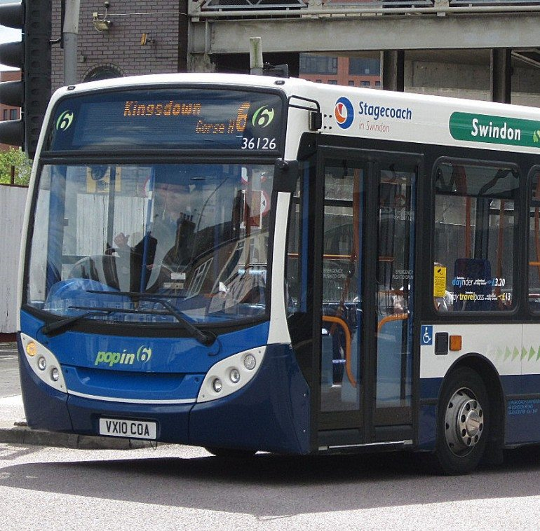 Stagecoach announce changes to services including new bus