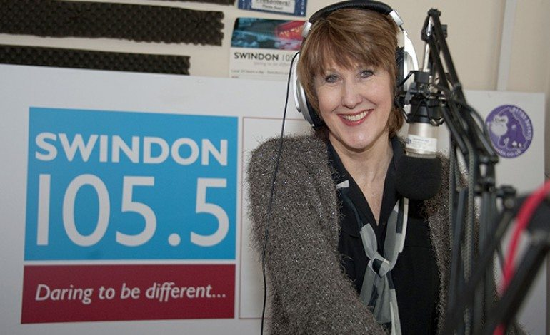 A day of promoting volunteer and community organisations by Swindon 105.5
