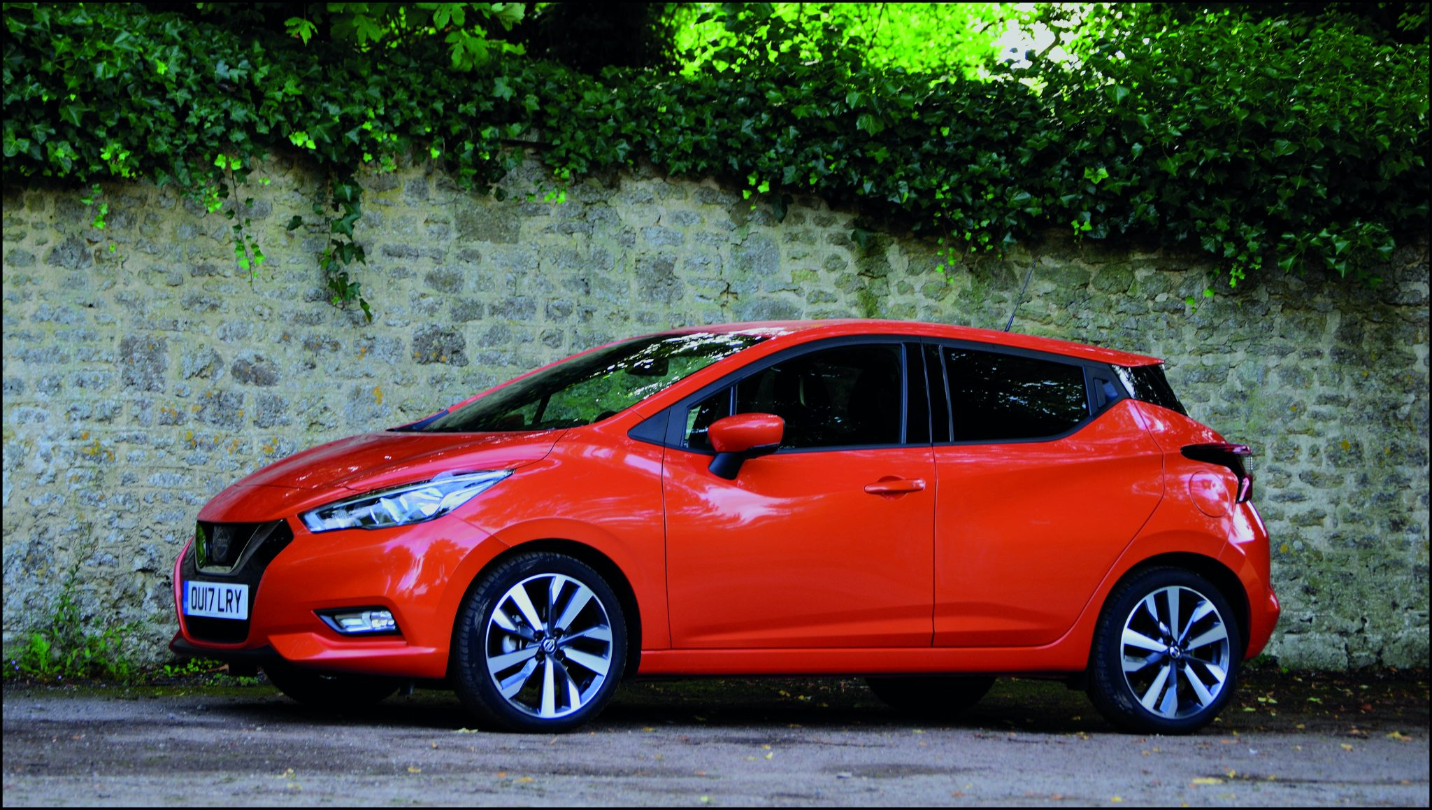Car review: eye catching Nissan Micra shakes off dull image with design revamp