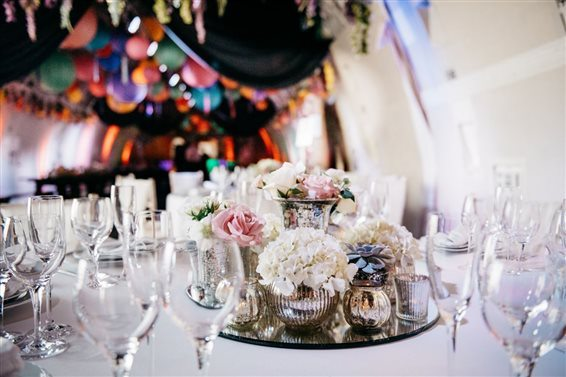 GALLERY: Take your wedding day to new heights aboard the Boeing 747 Party Plane